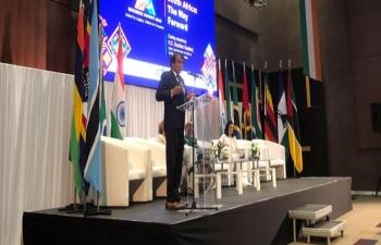 India SA Business Summit