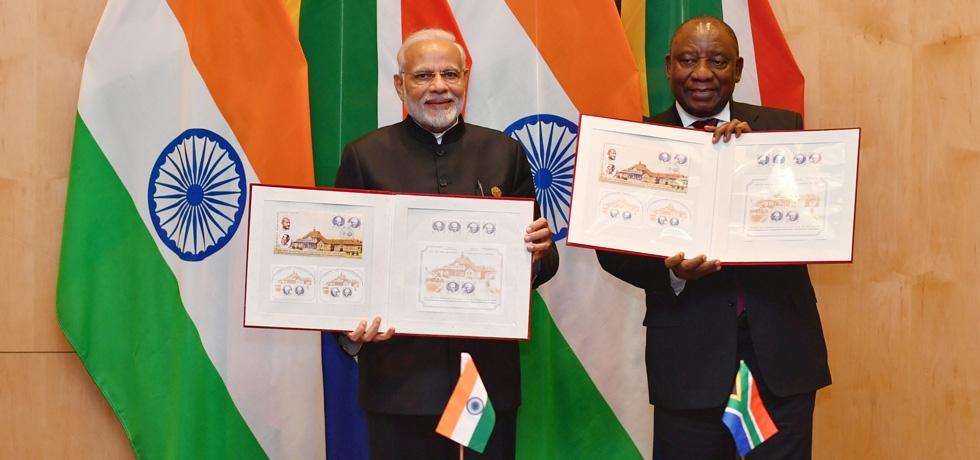 2018 BRICS Summit, Johannesburg