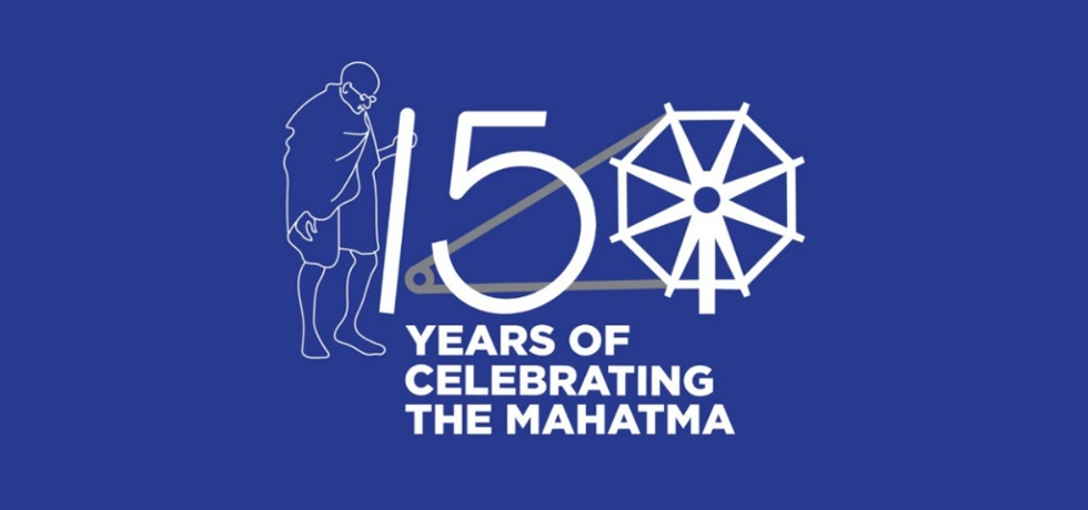 150 Years of celebrating the Mahatma